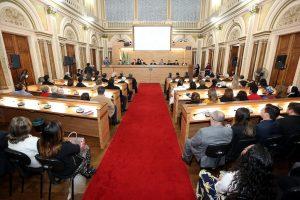 Solenidade na Câmara Municipal de Curitiba (Foto CMC)