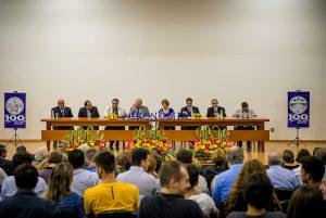 Solenidade de comemoração dos 100 anos da Escola Agronômica (fotos Marcos Solivan)